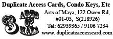 Duplication Stamp