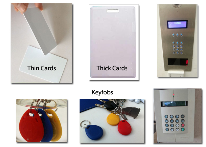 Duplicate/Clone Singapore Condo Access Cards, Security Cards – From